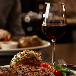 The Keg Steakhouse + Bar - Embassy Suites by Hilton Niagara Falls - Fallsview Hotel, Canada